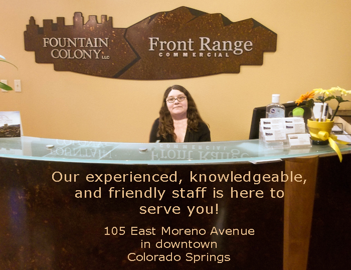 Front Range Commercial staff