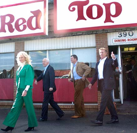Celebrities often visited Conway's Red Top, an icon in Colorado Springs since 1944