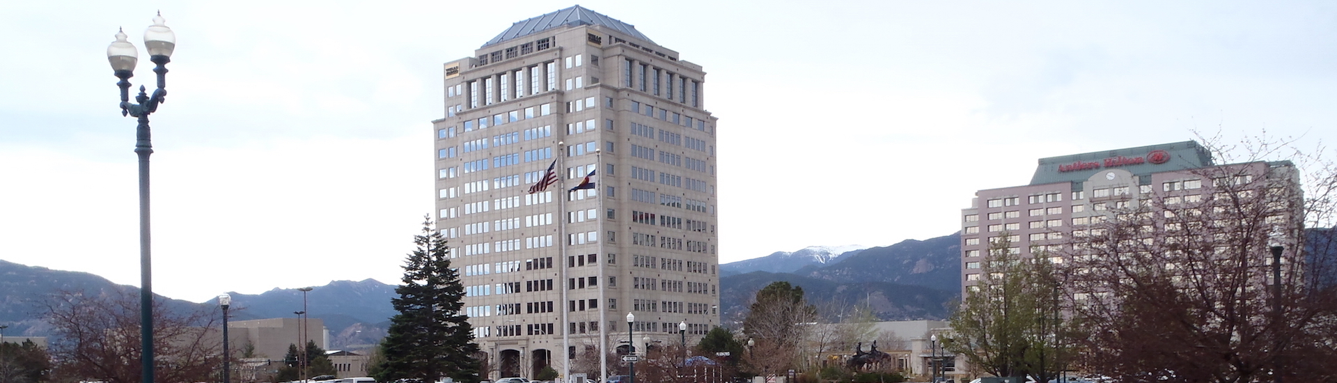 Wells Fargo Tower Colorado Springs