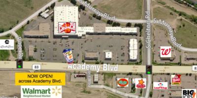 1701-1899 S Academy Blvd
